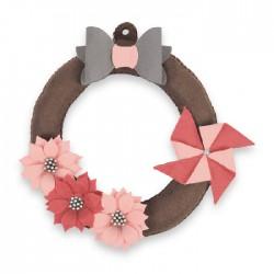 Sizzix Bigz Plus Die - Hanging Wreath
