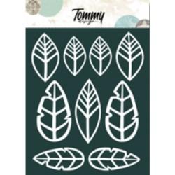 Ritagli Tommy Design A5 - Foglie