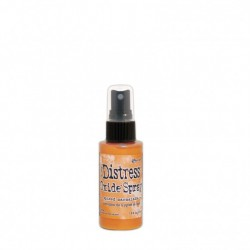 Ranger Tim Holtz distress oxide spray spiced marmalade