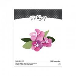 Fustella Modascrap FRANGIPANE FLOWER