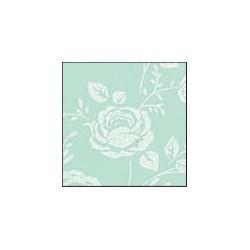 Foglio Gomma Crepla 2mm Azzurro pastello  / Rose 40x60cm