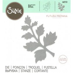 "Sizzix Bigz Die  ""Futura Premana"" - Ramo"