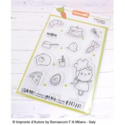Timbri Impronte D'autore In Cucina