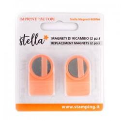 Stella Magneti di ricambio per tavoletta Stella Impronte D'Autore
