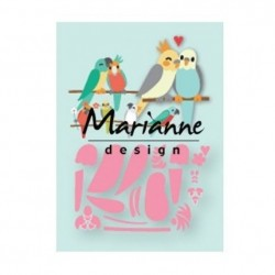 Marianne Design Collectables Eline's birds