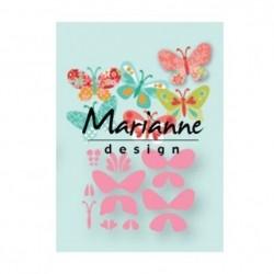 Marianne Design Collectables Eline's butterflies