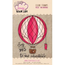 Set timbri Pink Your Life - Lisa Ciccone - New Adventures