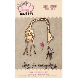 Set timbri Pink Your Life - Lisa Ciccone - Love is Everywhere