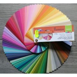 Cartella colori - Florence cardstock paper