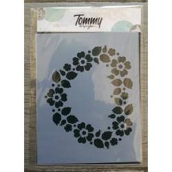 Stencil Tommy Design A6 - Fiocchi