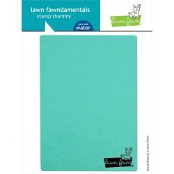 Lawn Fawn Fawndamentals - Stamp Shammy - Panno di Pulizia