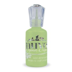 Nuvo crystal drops -Apple green 30ml