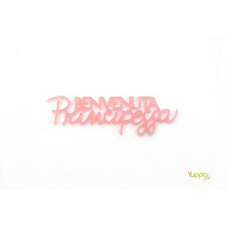 Prisma - BENVENUTA Principessa - rosa sat.