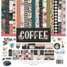 "Echo Park Coffee 12x12"" Collection Kit"