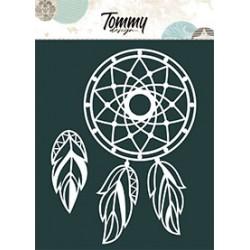 Maschera Tommy Design A5 - Acchiappasogni