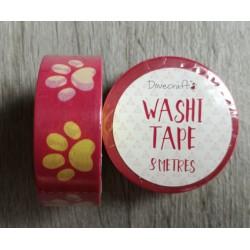 Cuore - Washi Tape 8mt x1,5cm