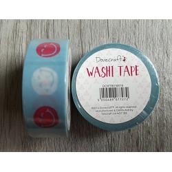 Smile - Washi Tape 8mt x1,5cm