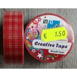 Merry Christmas - Washi Tape 10mt x1,5cm