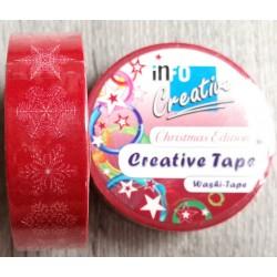Palle di Natale - Washi Tape 10mt x1,5cm