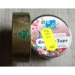 Temi natalizi 2 - Washi Tape 10mt x1,5cm