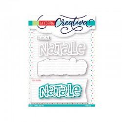 LA COPPIA CREATIVA FUSTELLE - NATALE GRANDE