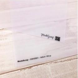 1 Foglio Vellum MODASCRAP 30,5x30,5cm