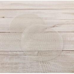 """Carta Speciale Modascrap GARZATO TRASPARENTE 1 foglio 12""""x12"""""""