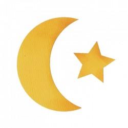 Sizzix Bigz Die - Moon & star