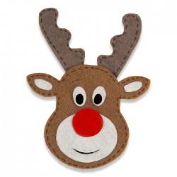 Sizzix Bigz Die - Reindeer 4