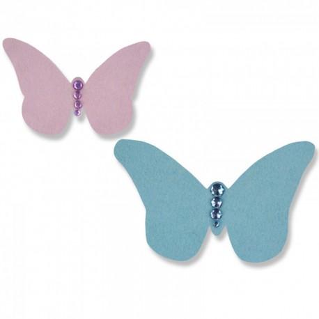 Sizzix Bigz Die - Vintage Butterfly
