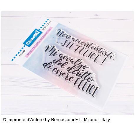 Timbri Impronte D'autore Felicità