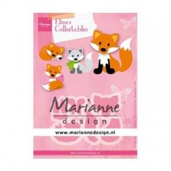 Marianne Design Collectables Eline's Fox