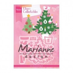 Marianne Design Albero di natale