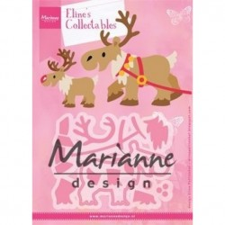 Marianne Design Collectables Eline's Reindeer Renna