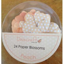 Dovecraft Paper blossom peach