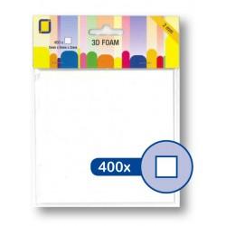JEJE Produkt 3D Foam 5 mm x 5 mm x 2 mm (400pz)