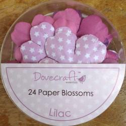 Dovecraft Paper blossom lilac