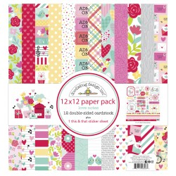 "Echo Park You & me 12x12"" Collection Kit"