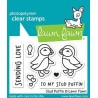 LAWN FAWN CLEAR STAMP Stud Puffin