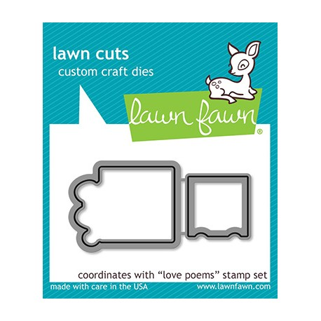 Lawn Fawn You're Just My Type Dies