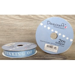 Dovecraft ribbon thinking of you