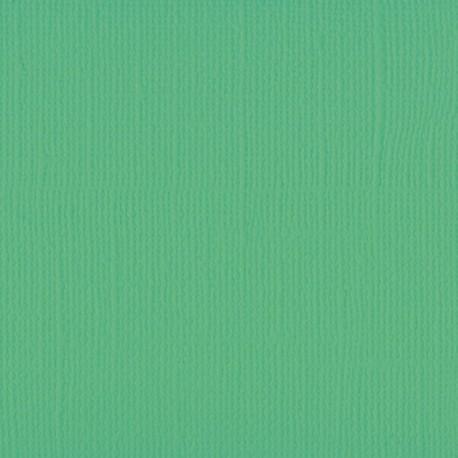 "Florence cardstock texture (simil bazzil) 12x12"" 216gr emerald"