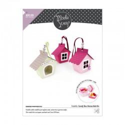 FUSTELLA MODASCRAP - CANDY BOX HOUSE ADD-ON