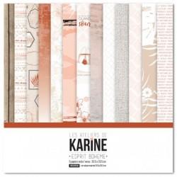 Esprit Bohème collection - Les Ateliers de Karine