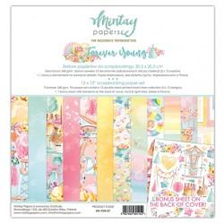 "Paper pack Mintay Happy Place 30x30 cm (12""x12"")"