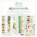 "Paper pack Mintay Beauty in Bloom 30x30 cm (12""x12"")"