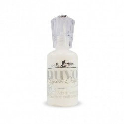 Nuvo crystal drops -Simply White 30ml