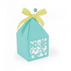 Sizzix Thinlits Die Set 2PK - Pretty Petal Box