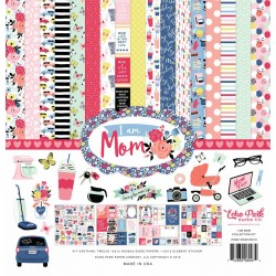 "Echo Park I Am Mom 12x12"" Collection Kit"