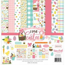 "Echo Park I Love Easter 12x12"" Collection Kit"